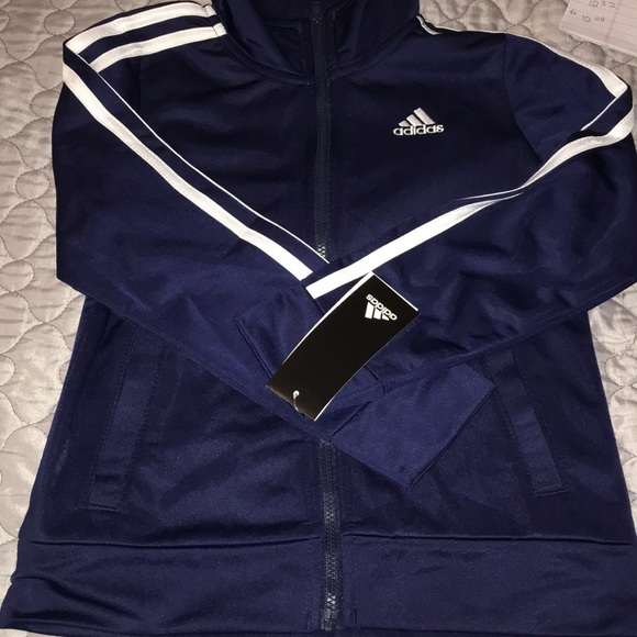 adidas Jackets & Coats | Kids Sweat Jackets | Poshmark
