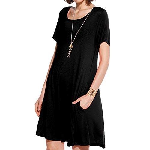 Black Swing Dresses: Amazon.com