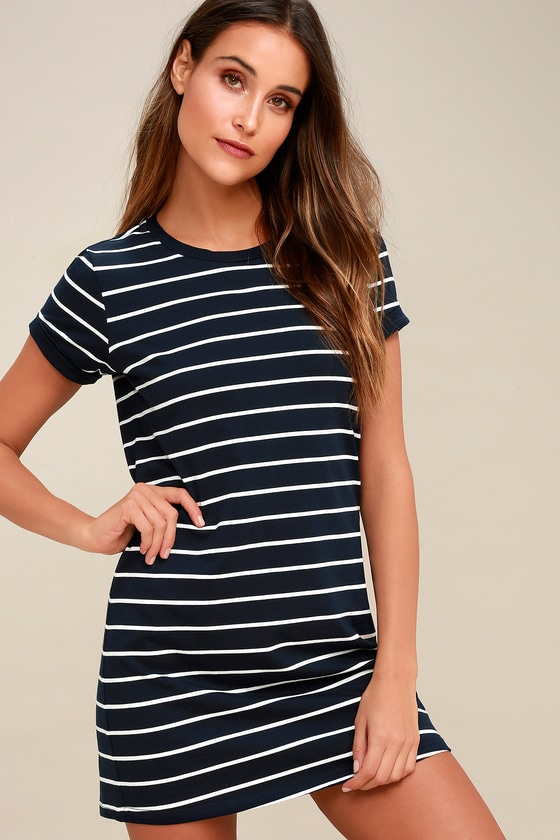 The shirt dress in trendy designs