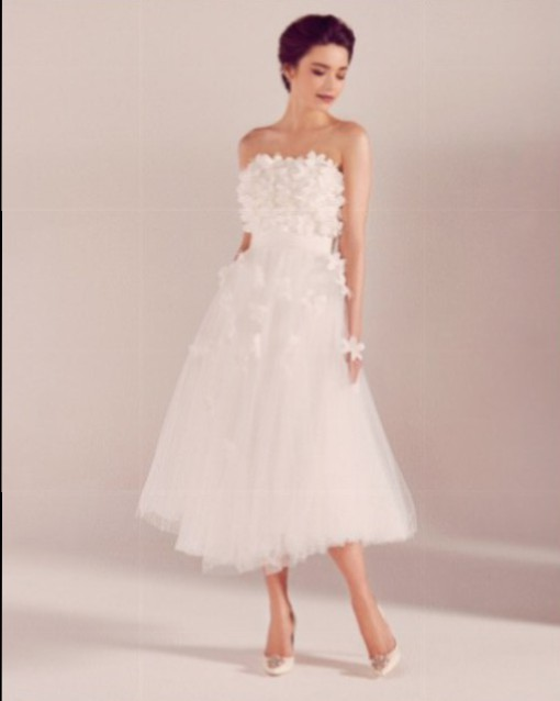 Ted Baker Ted Baker SAMTA dress Used Wedding Dress on Sale 83% Off