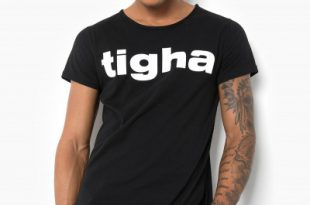 tigha - Tigha Logo MSN - Tigha logo shirt | tigha.com