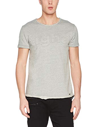 Tigha Men's Milo Sweat Logo T-Shirt: Amazon.co.uk: Clothing