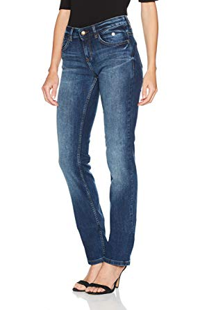 Tom Tailor Women's Alexa Straight Jeans: Amazon.co.uk: Clothing