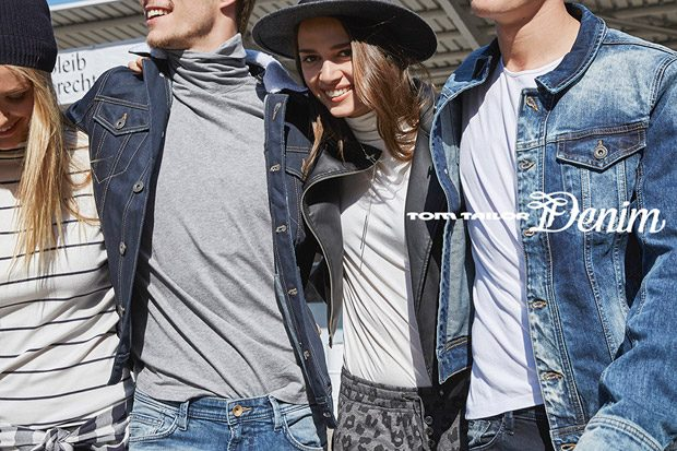 Tom Tailor Denim Fall Winter 2016.17 Campaign by Sevda Albers