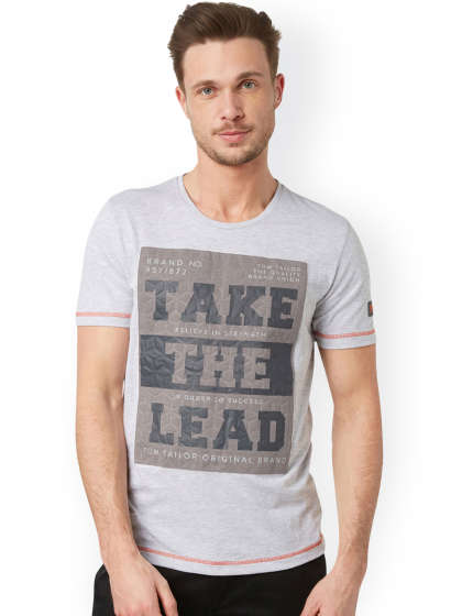 Tom Tailor T Shirts - Buy Tom Tailor T Shirt For Men & Women Online