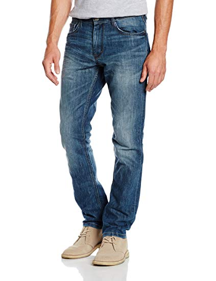 Tom Tailor Men's Denim Slim Jeans: Amazon.co.uk: Clothing