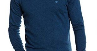 Tom Tailor Men's Basic V-Neck Sweater Jumper: Amazon.co.uk: Clothing