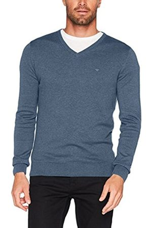 Mens Clothing Jumpers & Cardigans Tom Tailor Men\'s Basic V-Neck
