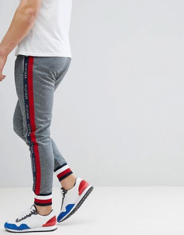 Men Tommy Hilfiger Trousers & Chinos Tommy Hilfiger Sports Capsule