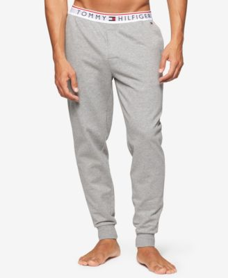 Tommy Hilfiger Men's Cotton Modern Essentials Logo Jogger Pants