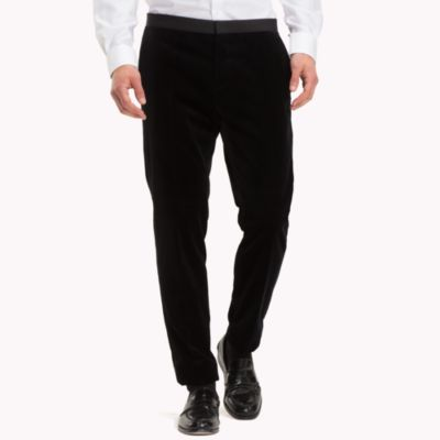 Velvet Slim Fit Pants | Tommy Hilfiger
