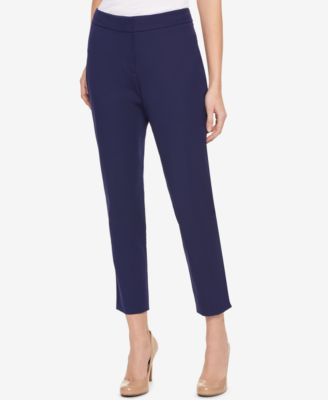 Tommy Hilfiger Slim Ankle Pants, Created for Macy's - Pants & Capris