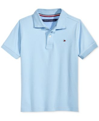 Tommy Hilfiger Little Boys Ivy Stretch Polo Shirt & Reviews - Shirts