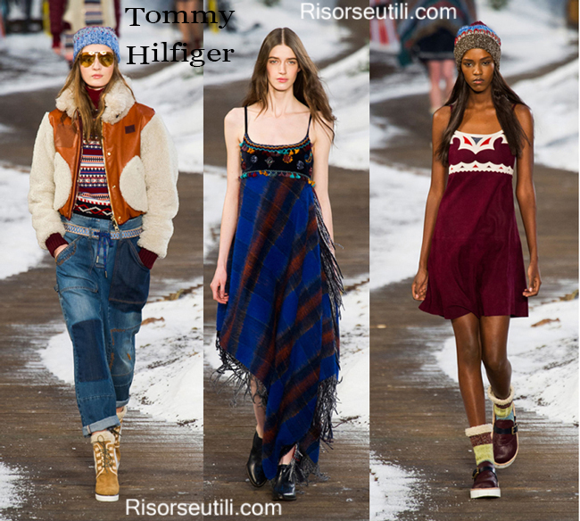 TOMMY HILFIGER WINTER WOMEN CLOTHES