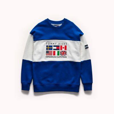 Tommy Jeans Outdoors Sweatshirt | Tommy Hilfiger