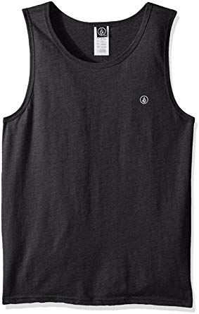 Amazon.com: Volcom Men's Solid Heather Tank Top Shirt: Clothing