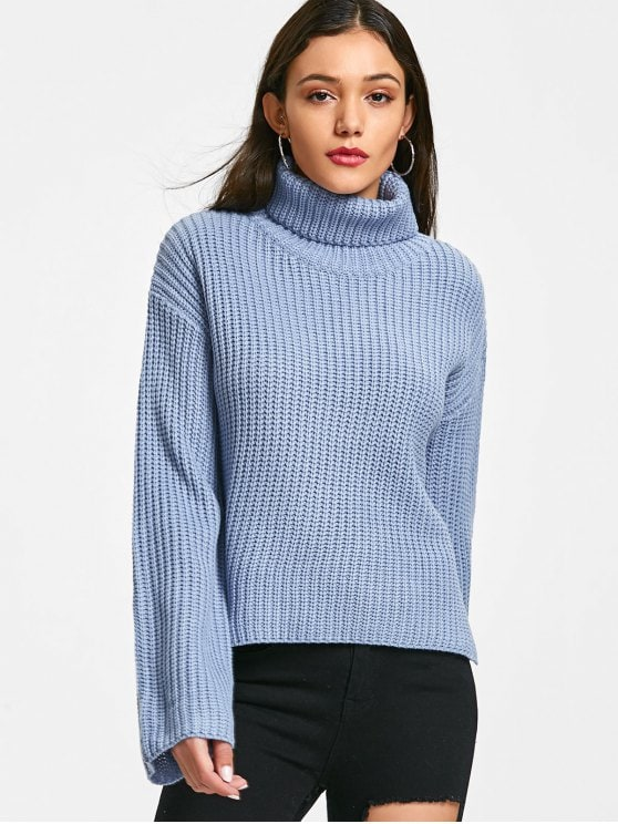 The perfect turtleneck for every occasion