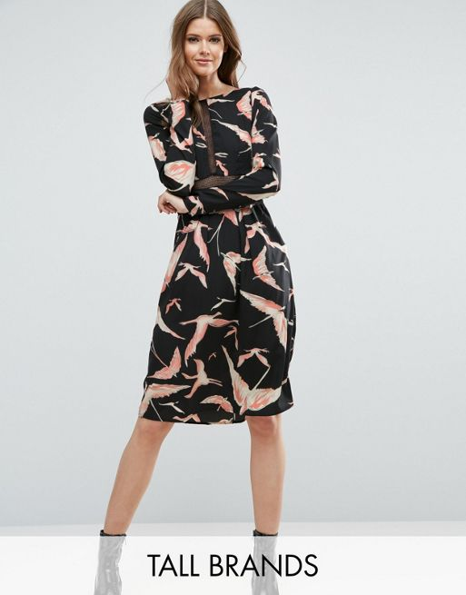vero moda jackets Online Store, Vero Moda Tall Mia Dress With Drop