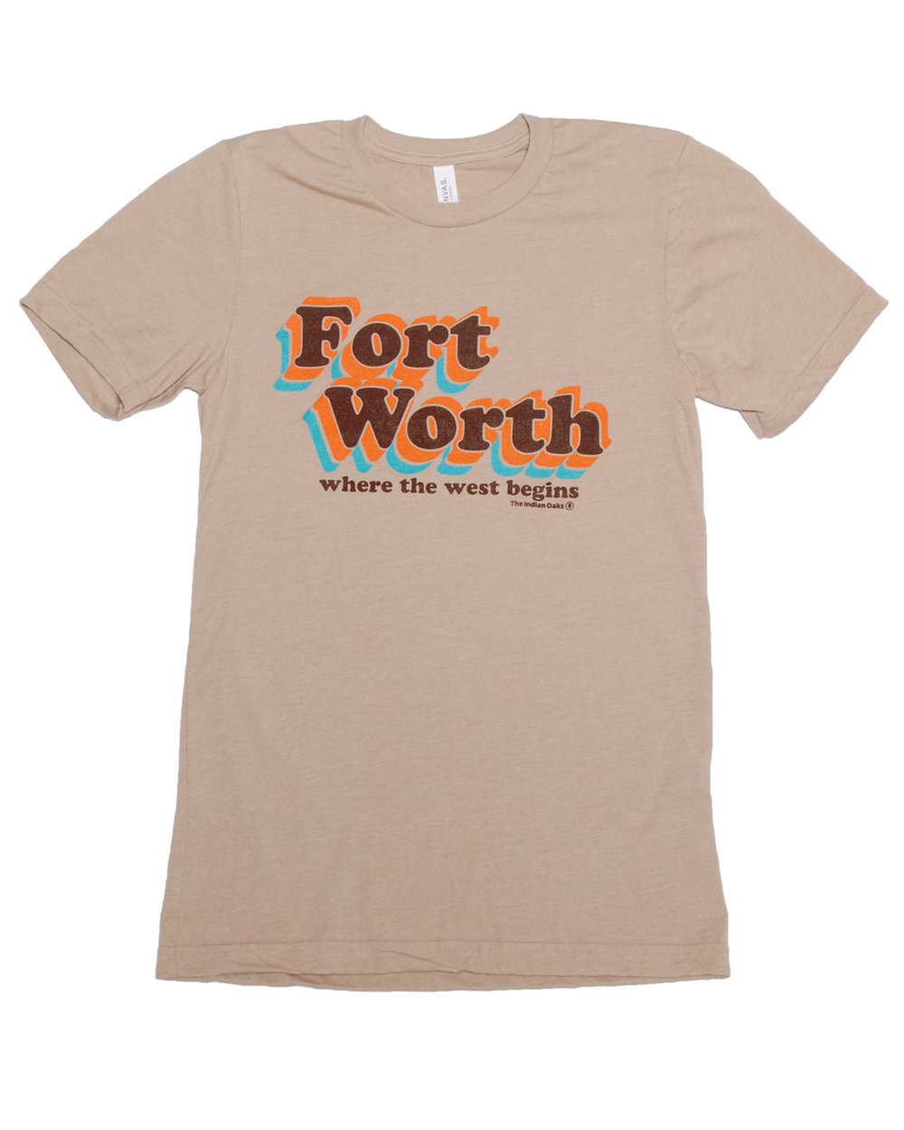 Fort Worth Vintage Shirt u2014 The Indian Oaks