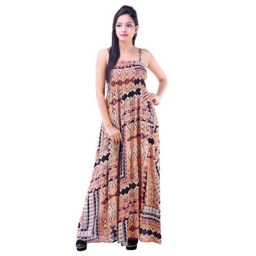 Multicolor Casual Viscose Dresses, Rs 599 /piece, GOODWILL IMPEX
