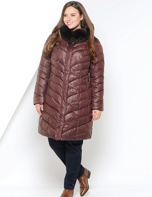 Plus Size Women Winter Down Coat VLCB-V553 u2013 www.snowimage.us