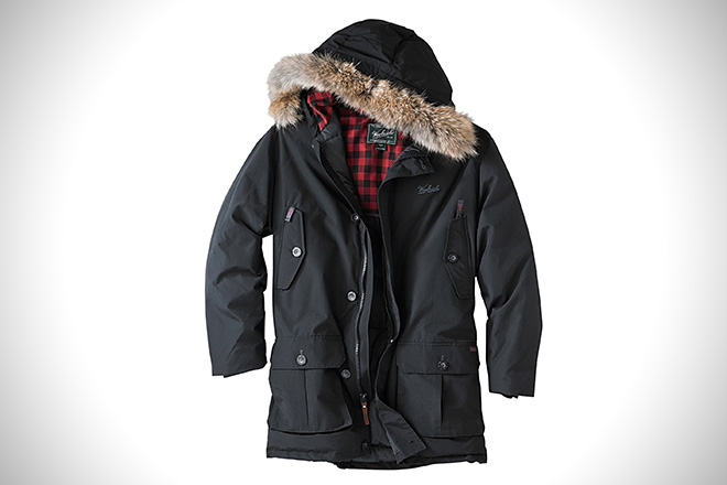 Cold Front: 15 Best Men's Parkas for Winter | HiConsumption