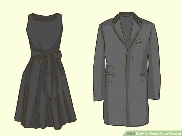 How to Dress For a Funeral: 14 Steps (with Pictures) - wikiHow