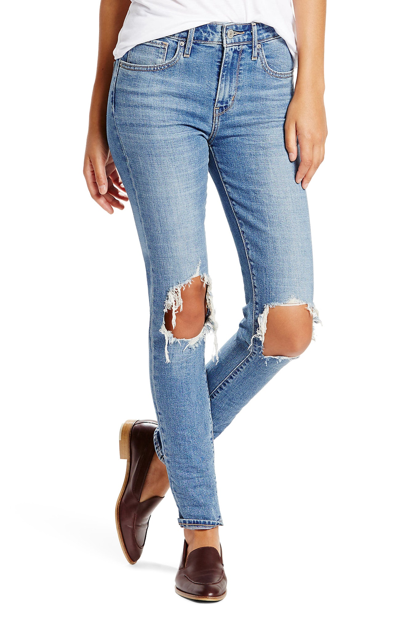 Women's High-Waisted Jeans | Nordstrom