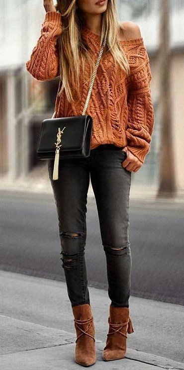 40 Awesome Outfit Ideas For This Winter