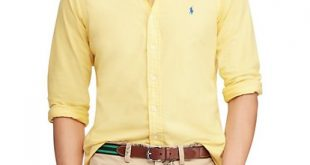 Yellow Men's Shirts | Dillard's