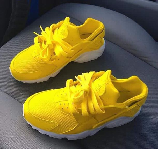 shoes, yellow, kids fashion, yellow sneakers, low top sneakers